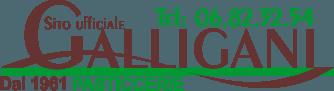 Galligani - pasticceria e catering Logo