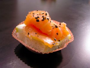 tartina-salmone