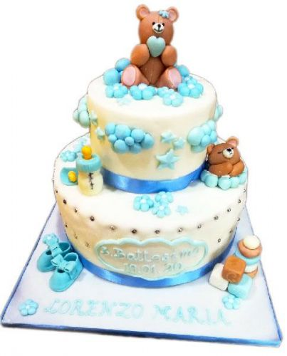 Torta-battesimo-lorenzo-maria