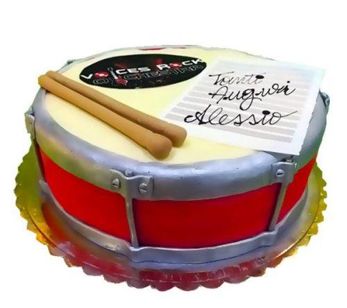 torta-tamburo