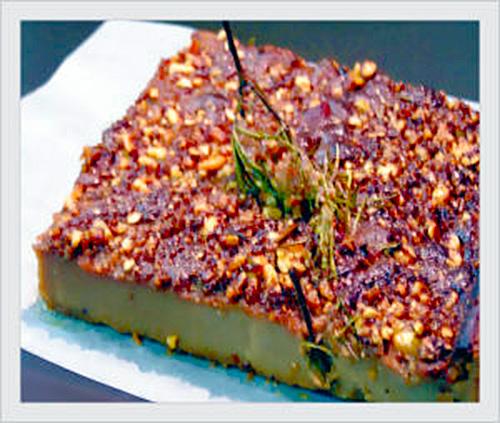 Prodotti tradizionali castagnaggio-galligani