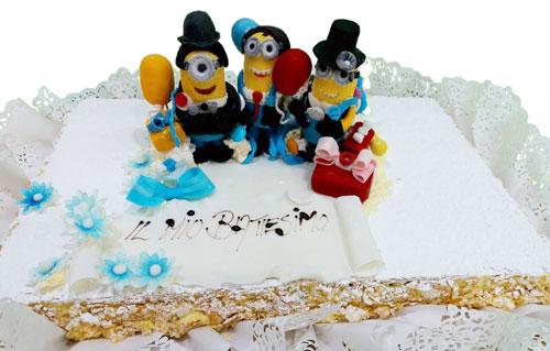 torta-minions